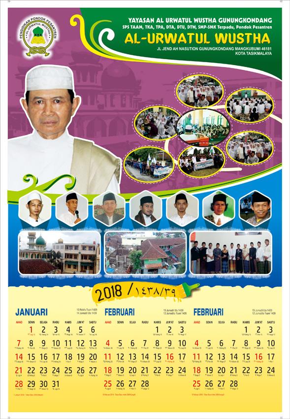 Kalender Al 'Urwatul Wustha