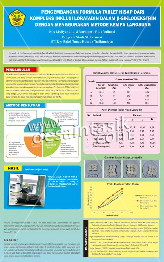 jasa pembuatan desain poster ilmiah tasik